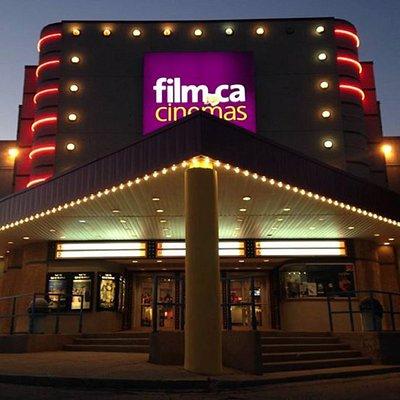 Film.Ca Cinemas in Oakville, Ontario, Canada!