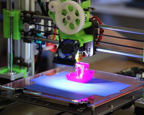 MakersLab 3D printing