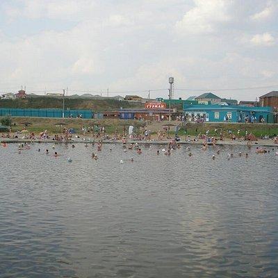 Озеро Дунино