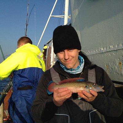 Bra fiske