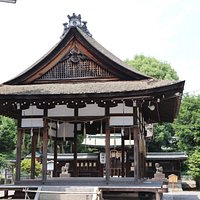 和田神社 拜殿