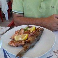 Il pesce è preparato molto bene e non può essere altrimenti per le origini pugliesi dei gestori