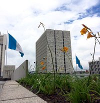 Bank of Guatemala take from Municipality Building