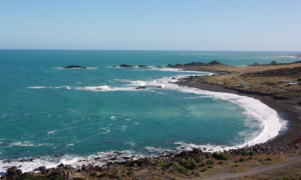 Beauitful coastline