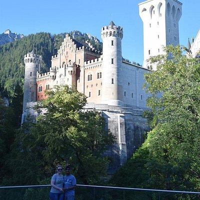 Neuschwanstein Castle!