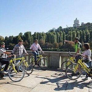 PedalaTo Royal e-bike tour - guided e-bike tour visiting Torino