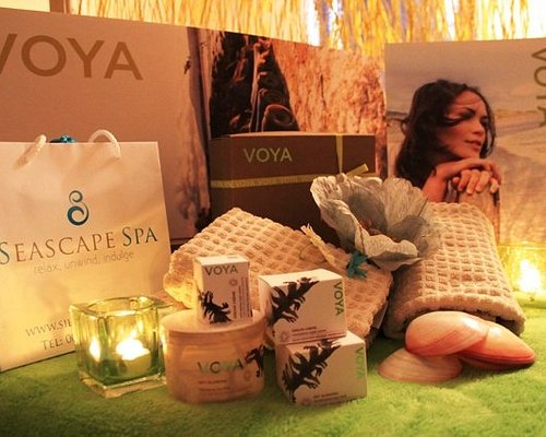 Pamper Yourself At Seascape Spa