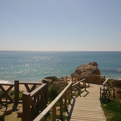 Acesso Praia Albandeira