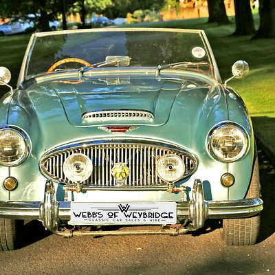 Austin Healey to hire