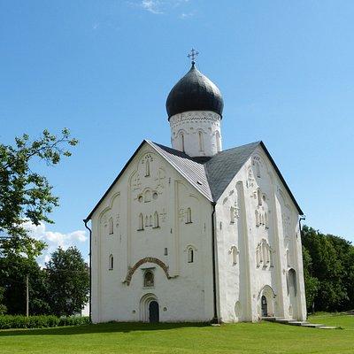 Eglise de la Transfiguration, Rue Iliana, Novgorod