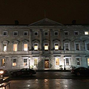 Dail Eireann, Kildare Street, Dublin 2