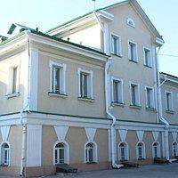 Дом коменданта на ул.Бакунина