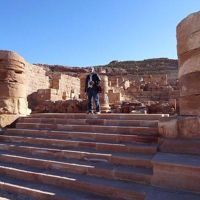 Grat Temple: Escalinatas del Gran Templo