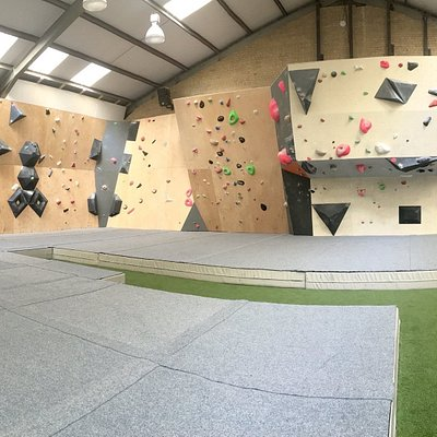 Climbing in the Heart of Kent