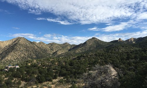 Piedra Lisa Trail