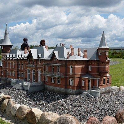 Niestety tego pałacu w Białowieży już nie zobaczymy.