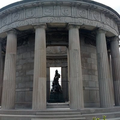 Atlantic City World War I Memorial