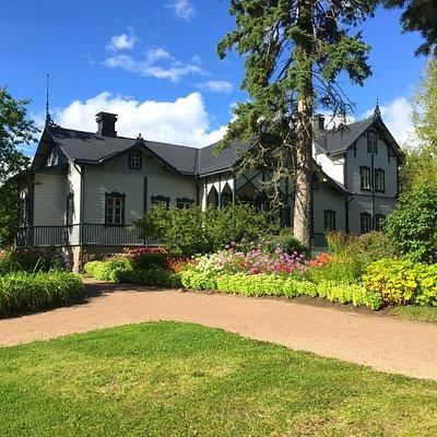 Verla Mill Museum, Finland (UNESCO World Heritage Site)