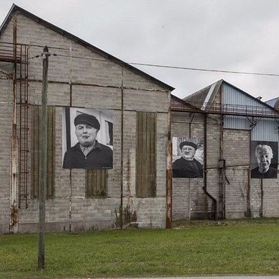 Parcours photographique de Pierre-Yves Nicolas pour la commémoration de 50ème anniversaire de la