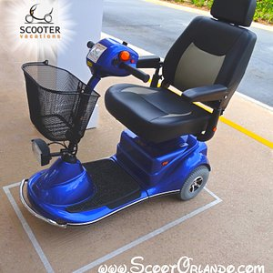 The Wish - Luxury Scooter Model