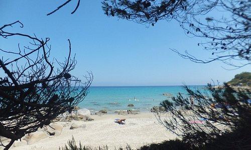 spiaggia di milanese