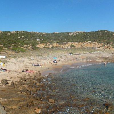 spiaggia dell' Uomo morte