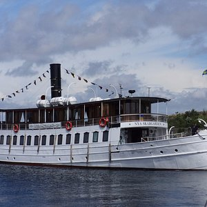 """Nya Skärgården"". Cruise fra Göteborg til Strömstad"