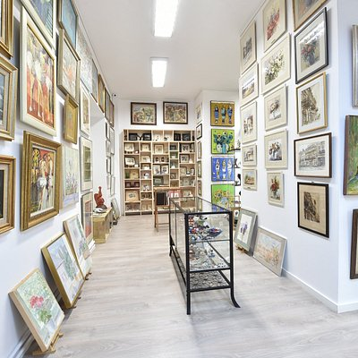 Elite Art Gallery shop, Piața Națiunile Unite 3-5, București 040012