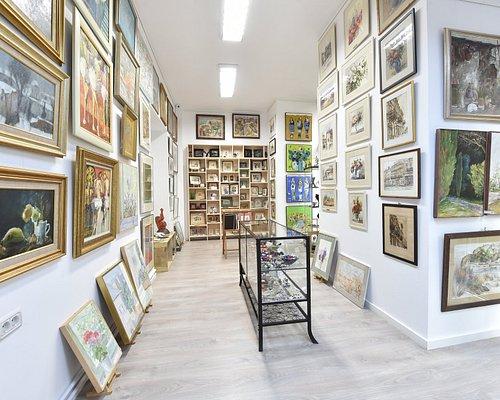 Elite Art Gallery shop, Piața Națiunile Unite 3-5, București 040012