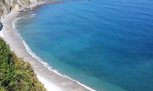Playa de cadavedo.