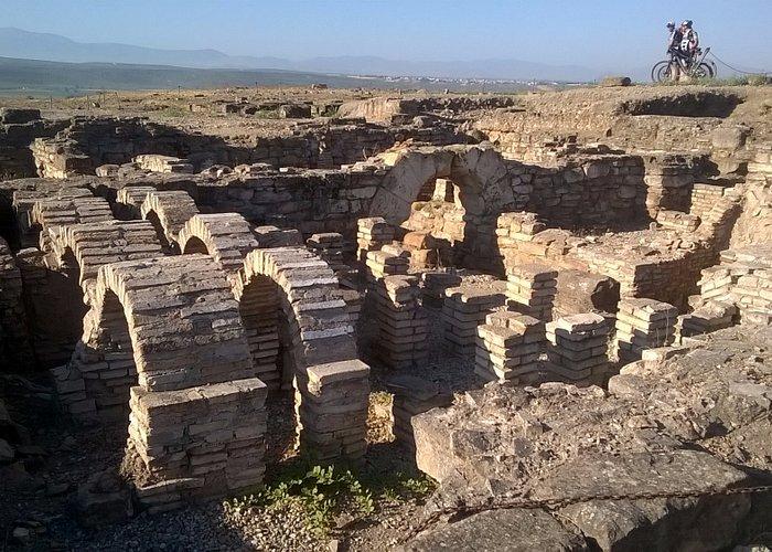 Ruinas de Cástulo .