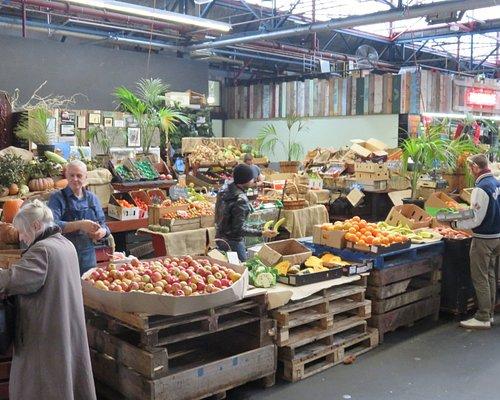 Fresh Food Hall
