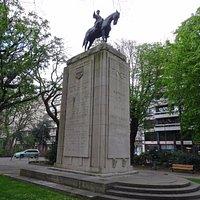 Monument Generaal Foch