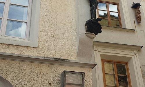 Uomo a Tre Teste di Brixen