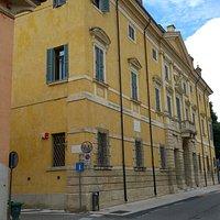 Palazzo Guarienti di Valeggio sul Mincio