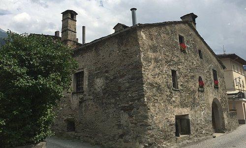 Casa Tome, Poschiavo, Switzerland