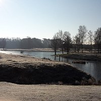 Dit was in de winter, februari
