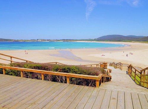 Entrada Playa San Xurxo
