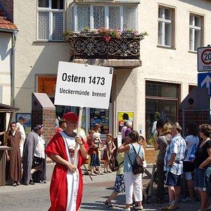 750 Jahre Ueckermünde