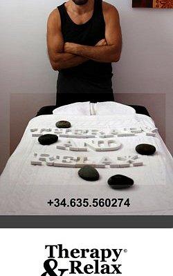 Relaxing, deep tissue, sportive, Hot Stones