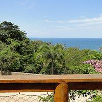 Vista de Jabaquara,do Deck do Namarry Restrobar