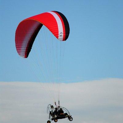 Paramotroflygning
