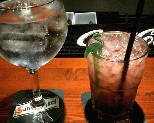 Gin de Ampersand+Mojito de Sandia (by Maki)