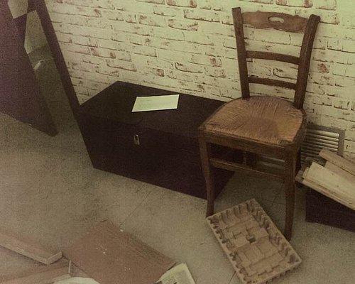 Una stanza di Fuga Impossibile escape room a Bologna