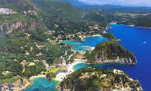Все достопримечательности острова всего в 20-40 минутах езды от отеля