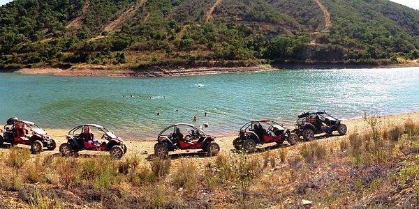 Buggy Algarve tour