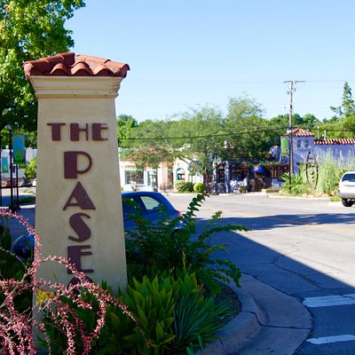 This is the view of Paseo from the North.