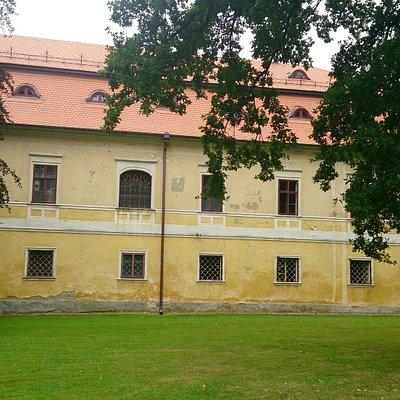 Zamek Chotebor