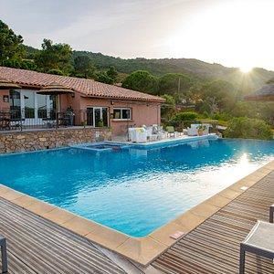 The Pool at the U Pirellu Residence