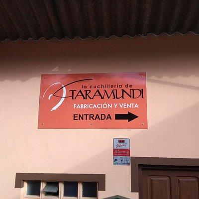 Cuchilleria de Taramundi